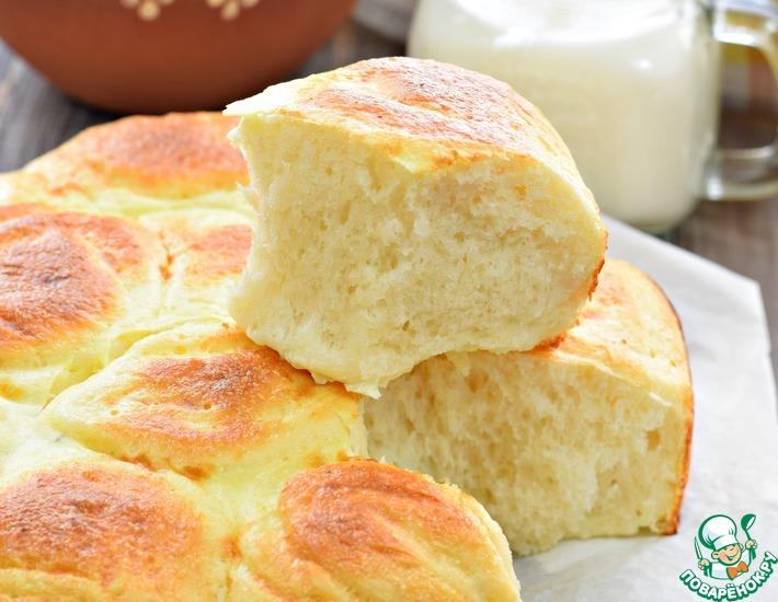 Рецепт: Хлеб заливной