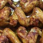 Ароматные куриные крылышки в духовке