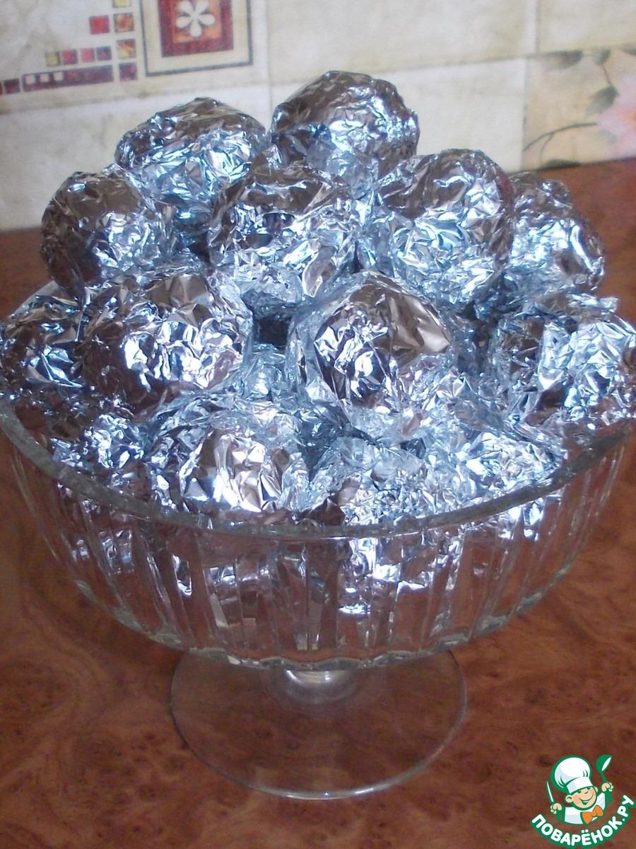 """Конфеты """"Шоколадные шарики"""""""