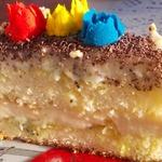 Торт Зефирный шарлатан