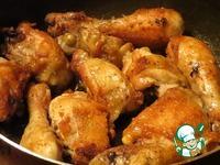 Курица с акцентом ингредиенты