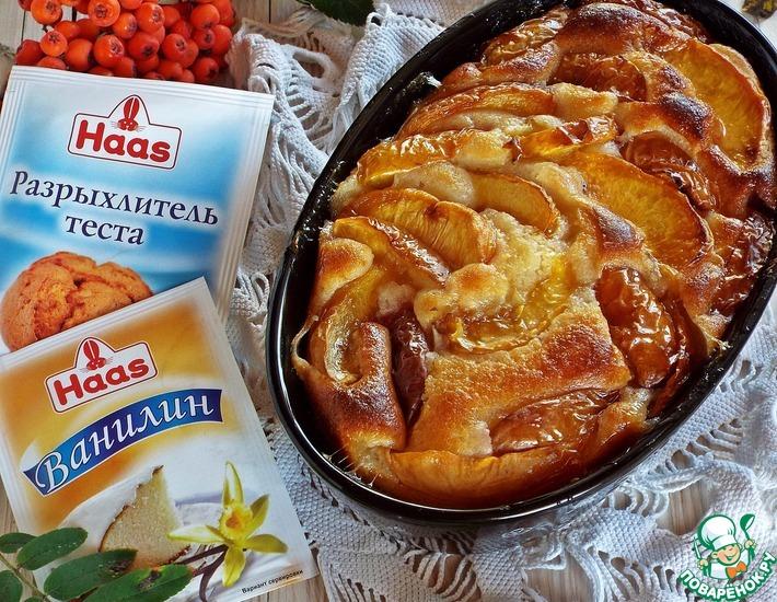 Рецепт: Мини-пирог с сезонными фруктами