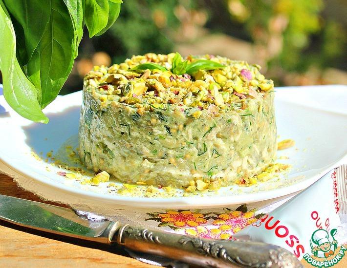 Рецепт: Салат Без лишних калорий