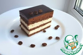 Рецепт: Торт Опера