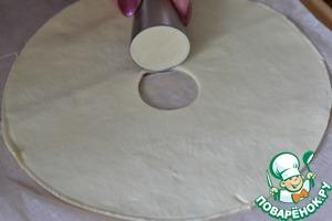 Сельский мясной пирог Яблоко