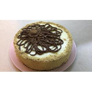 Торт без выпекания со вкусом мороженого