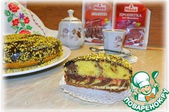Рецепт: Батумский пирог к чаю Анна
