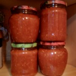 Аджика-рецепт №1 – кулинарный рецепт