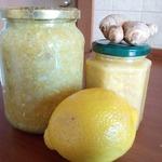 Корень имбиря мед лимон рецепт