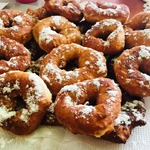 Самые простые пончики на кефире