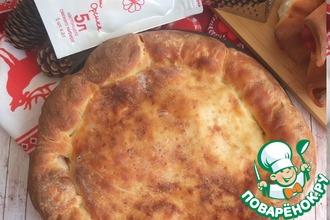 Рецепт: Пирог Хот-дог