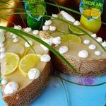 Торт Бабочка-лимонница