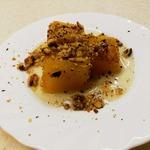 Турецкие сладости из тыквы