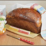 Десертный хлеб по-чешски