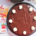 Шоколадный торт Захер-Мазох