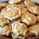 Греческие пирожки к Пасхе Калицунья