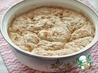 Хлеб пшенично-овсяный с сухими травами ингредиенты
