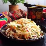 Салат капустный «Весенний»