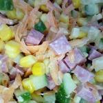 "Салат ""Венеция"" – кулинарный рецепт"