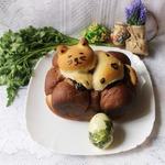 Десертный хлеб Ленивый кот