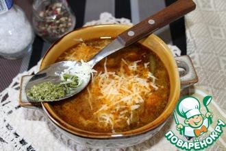 Рецепт: Прованский суп Писту