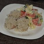 Мясные ежики – кулинарный рецепт
