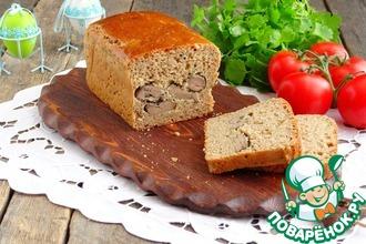 Хлеб из куриной печени рецепт — pic 4