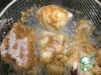 Курица в кефирном маринаде ингредиенты