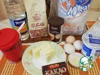 Кекс Семейный ингредиенты