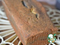 Мраморный маковый кекс ингредиенты