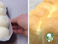 Японские булочки с малиновой начинкой ингредиенты