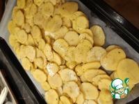 Картофель в духовке ингредиенты