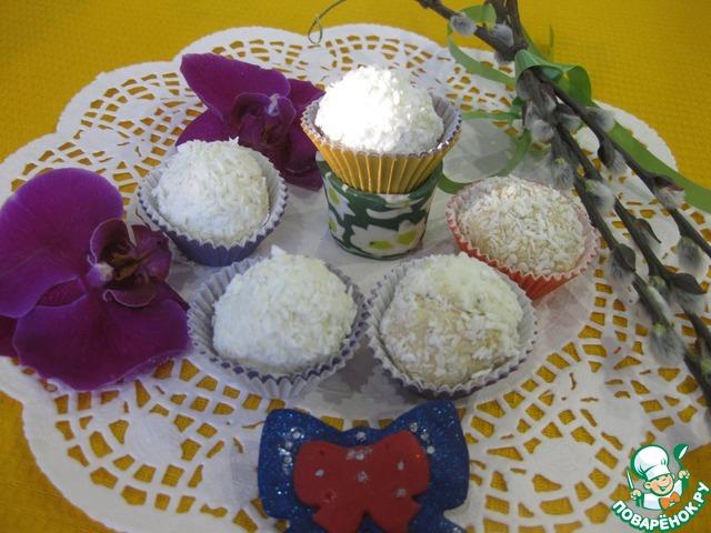 """Нежный десерт """"Творожные шарики"""" photo"""