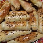 Вэрзэре - молдавские пирожки-сигары с капустой, пошаговый рецепт с фото