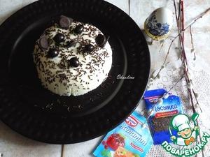Легкий творожно-ананасовый десерт ~ Домашние рецепты
