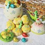 Печенье творожное Весеннее