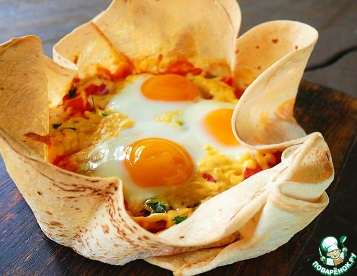 рецепты на завтрак с фото