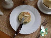 Сладкие кабачковые оладьи Детские ингредиенты