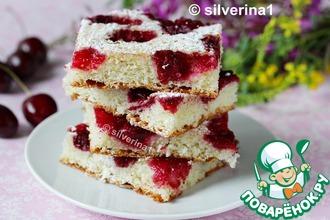 Рецепт: Пирог Вишенка