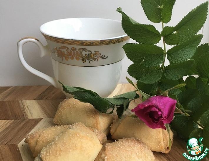Рецепт: Печенье Мерзавчики