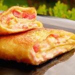 Начинка для блинов со вкусом пиццы