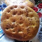 Цельнозерновые хлебные лепешки