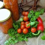 Овощной соус Ароматное лето
