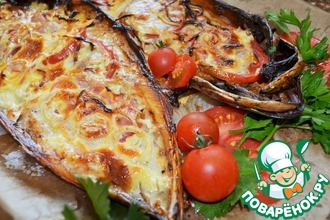 Рецепт: Скумбрия Рыбка золотая