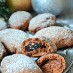 Печенье Чернослив в шоколаде
