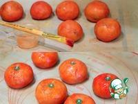 Трюфельные мандарины ингредиенты