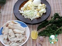 Нежнейший рыбный паштет ингредиенты