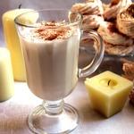 Теплый молочный коктейль