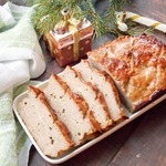 Мясной хлеб почти по-баварски