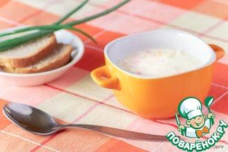 Рецепт: Суп молочный Котельнический